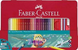 boîte de 48 crayons de couleur TOP 5 image 0 produit