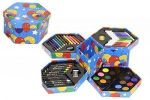 boîte de crayons dessin TOP 2 image 0 produit