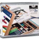 boîte de fusain de couleur TOP 6 image 1 produit
