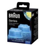Braun Clean et Renew Cartouches de Recharge CCR - Pack de 2 Recharges de la marque Braun image 1 produit