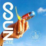 Briquet bi-énergie Solaire et gaz Rose de la marque Sellande image 2 produit