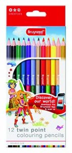 Bruynzeel - Sakura Bv405025 - Crayons De Couleurs - 12 Pièces de la marque Bruynzeel - Sakura Bv image 0 produit
