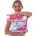 CADEAU POUR FILLES LIVRE DE COLORIAGE – zen, relaxation, éducatif, unique et magique, pour les enfants de tout âge: 3 4 5 6 7 8 9. Excellent cadeau d'anniversaire de la marque GirlZone image 4 produit