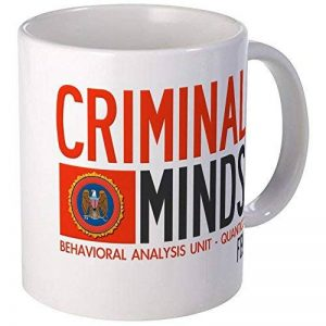 CafePress - Criminal Minds FBI BAU Mug - Unique Coffee Mug, 11oz Coffee Cup, Tea Cup by CafePress de la marque CafePress image 0 produit