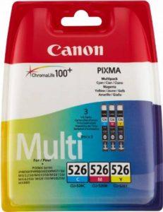 Canon 4541B012 Cartouche d'encre Bleu, Rose, Jaune de la marque Canon image 0 produit