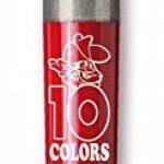 Carioca 41501–Blister avec un stylo automatique 10couleurs, Vintage de la marque Carioca image 1 produit