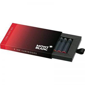cartouche encre rouge stylo plume TOP 6 image 0 produit