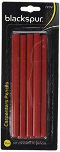 Charpentiers Crayons 10pc de la marque Blackspur image 0 produit