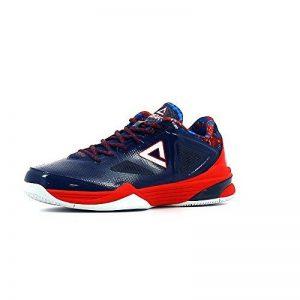 Chaussures PEAK TP III Base Bleu/Rouge de la marque Peak image 0 produit