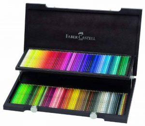 coffret crayon de couleur faber castell TOP 7 image 0 produit