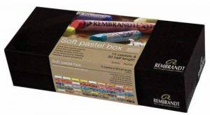 Coffret pastels tendres de la marque Rembrandt image 0 produit