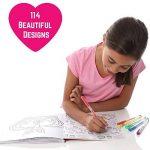 coloriage adulte feutre ou crayon TOP 10 image 2 produit