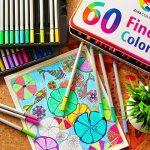 coloriage adulte feutre ou crayon TOP 7 image 1 produit