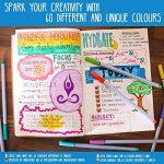 coloriage adulte feutre ou crayon TOP 7 image 3 produit