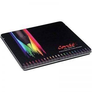 Conté Crayons de Couleur - Boîte Métallique de 24 de la marque Conte image 0 produit