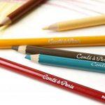 Conté à Paris - Boîte de 24 Crayons Pastels Couleurs Assorties de la marque Conté à Paris image 2 produit