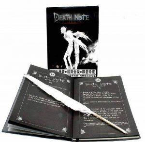 CoolChange cahier de la morte de Light Yagami de Death Note de la marque CoolChange image 0 produit