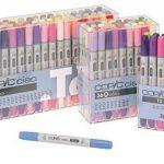 Copic Ciao Lot de 72 Marqueurs de dessin Assortiment A de la marque Copic Ciao image 4 produit