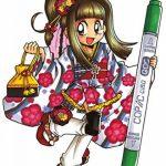 Copic kit marqueur ciao 5+1, Manga 7 de la marque COPIC image 2 produit