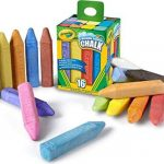Crayola 51-2016 - Boîte De 16 Craies De Trottoir de la marque Crayola image 1 produit