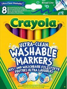 Crayola - 58-8328-e-000 - Feutres À Colorier - Ultra Lavable de la marque Crayola image 0 produit