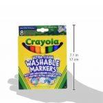 Crayola - 58-8328-e-000 - Feutres À Colorier - Ultra Lavable de la marque Crayola image 3 produit