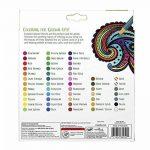Crayola 68-0050.0030 - Coloriage pour Adultes - Boîte de 50 crayons de couleur de la marque Crayola image 1 produit