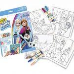 Crayola Kit Color Wonder - Disney La reine des neiges de la marque Crayola image 2 produit