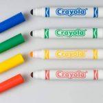 Crayola Mini Kids - Loisirs Créatifs - 12 feutres lavables - dès 1 an de la marque Crayola image 2 produit