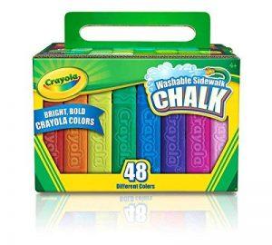 Crayola Outdoors - 51-2048-e-001 Craies De Trottoir de la marque Crayola image 0 produit