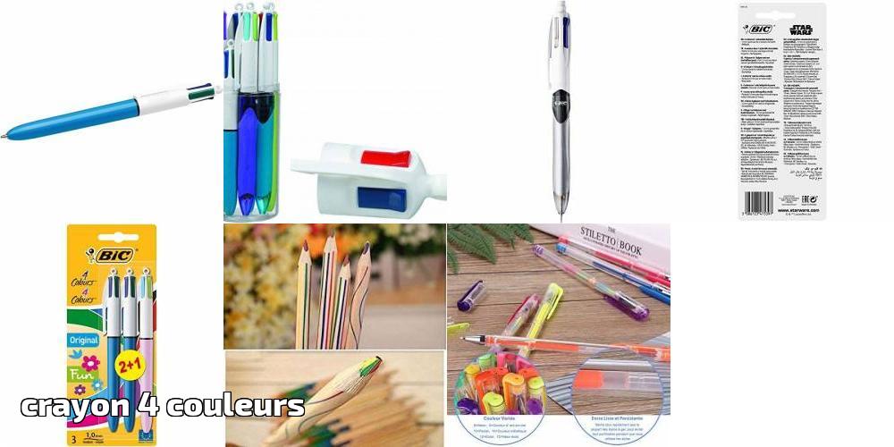 Papeterie Pour Dessin Peinture Lot De 10 Crayons De Couleur