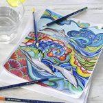 crayon aquarelle TOP 1 image 2 produit