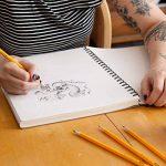 crayon avec gomme TOP 2 image 2 produit