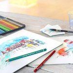 crayon de couleur aquarelable TOP 4 image 2 produit