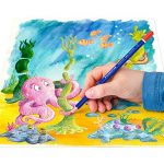 crayon de couleur aquarellable bic TOP 2 image 4 produit