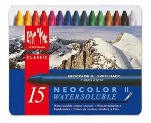 crayon de couleur aquarelle technique TOP 1 image 0 produit
