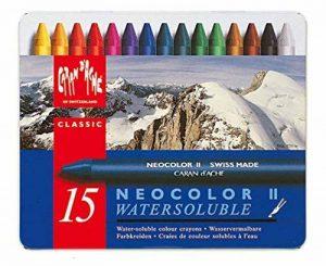 crayon de couleur aquarelle technique TOP 1 image 0 produit