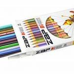 crayon de couleur bicolore TOP 10 image 2 produit