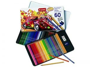 crayon de couleur bruynzeel TOP 1 image 0 produit
