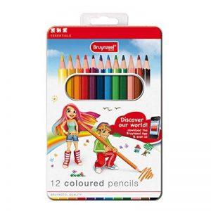 crayon de couleur bruynzeel TOP 8 image 0 produit
