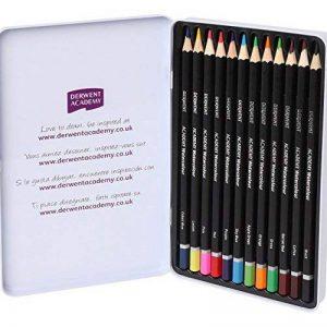 crayon de couleur derwent TOP 11 image 0 produit