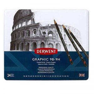 crayon de couleur derwent TOP 2 image 0 produit