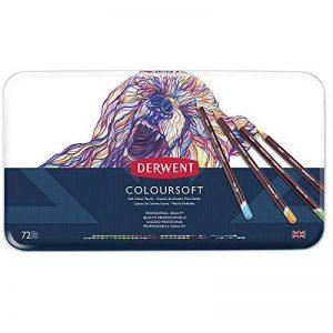 crayon de couleur derwent TOP 5 image 0 produit