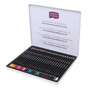 crayon de couleur derwent TOP 8 image 0 produit