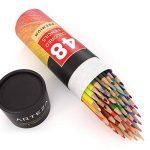crayon de couleur en bois TOP 4 image 1 produit