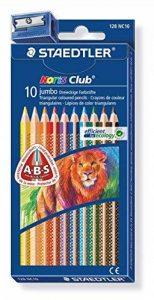 crayon de couleur gros module TOP 5 image 0 produit
