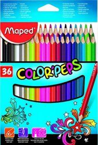 crayon de couleur maped TOP 2 image 0 produit
