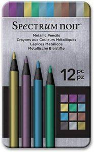 crayon de couleur métallique TOP 6 image 0 produit