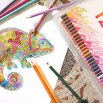 crayon de couleur multicolore TOP 5 image 4 produit