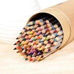 [Crayon de couleur] Ohuhu® 72-Couleurs Coloré Crayons Professionnel de Haute Qualité Art Dessin Crayons / Crayons de couleur pour Jardin secret Artiste Sketch, Ensemble de 72 couleurs de la marque Ohuhu image 1 produit